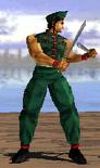 Lu Xun Alternate Outfit (DW)