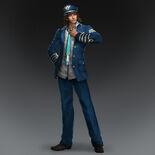 Sima Zhao Job Costume (DW8 DLC)
