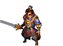 Young Cao Cao Battle Sprite (ROTKLCC)