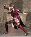 Zhong Hui Alternate Outfit (DW7)