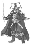 Cao Cao Concept Art (DW4)
