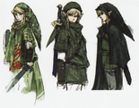 Link Concept Art (HW)