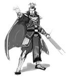 Cao Cao Concept Art (DW9)