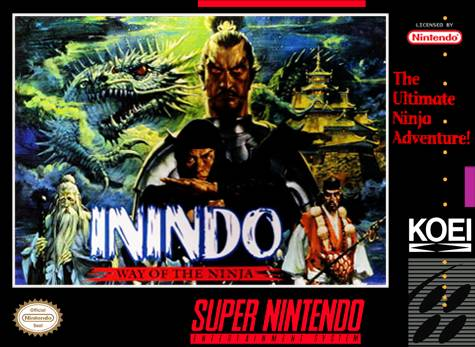 Inindo: Way of the Ninja