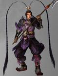 Lu Bu Alternate Outfit 3 (DW4)