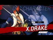 「ONE PIECE 海賊無双4」DLCキャラクター紹介映像~ドレーク~ PS4-Nintendo Switch-XboxOne
