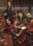 Lu Meng & Sun Quan & Zhou Tai Artwork (DW9M)