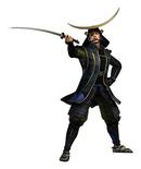 Masamune Date Render (SP - NATS)
