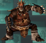 Meng Huo Alternate Outfit (DW5)