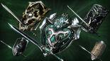 Shu Weapon Wallpaper 15 (DW8 DLC)