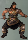 Zhang Fei Alternate Outfit 3 (DW4)