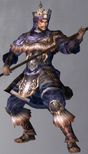 DW5 Zhang Liao Alternate Outfit