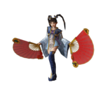 Da Qiao Alternate Outfit (DW3XL)