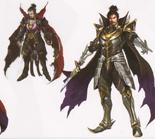 Nobunaga Oda Concept Art (SW4)