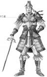 Liu Bei Concept Art (DW4)