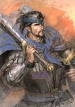 Xiahou Dun Watercolor Artwork (ROTK13PUK DLC)