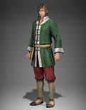 Guan Xing Civilian Clothes (DW9)