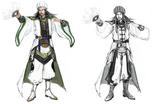 Zhuge Liang Concept Art (DW9)