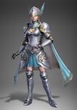 Wang Yuanji Knight Costume (DW9 DLC)