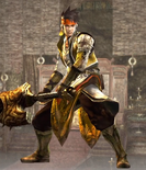 Guan Ping Alternate Outfit (DW7)