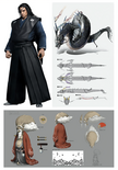 Masamune Date Concept Art (NO)
