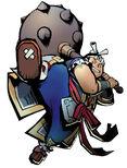 Dynasty Warriors DS - Xu Zhu
