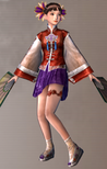 DW5 Da Qiao Alternate Outfit