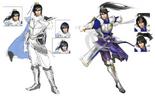 Cao Xiu Concept Art (DW9)