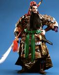 Guan Yu Puppet Collaboration (ROTK13PUK DLC)