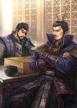 Xiahou Dun & Cao Cao Artwork (DW9M)