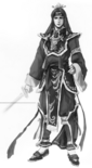 Zhou Yu Concept Art (DW4)