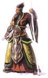 Guan Yu Concept Art (DW6)