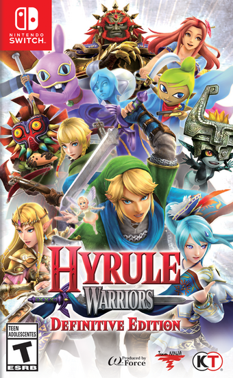 Hyrule Warriors Definitive Edition Koei Wiki Fandom