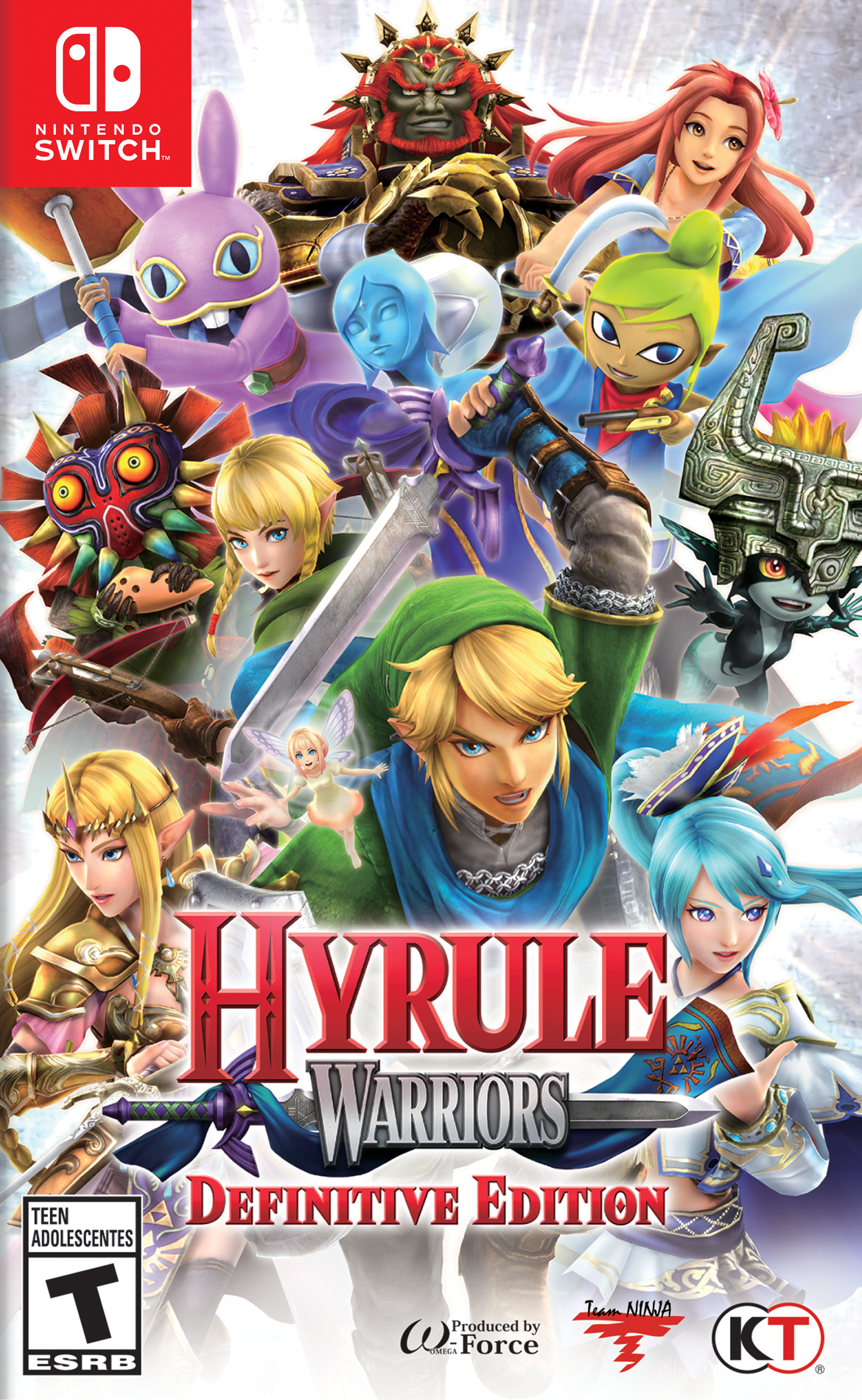Hyrule Warriors Definitive Edition Koei Wiki Fandom