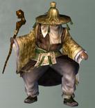 Pang Tong Alternate Outfit (DW4)