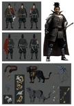 Nobunaga Oda Concept Art (NO2)