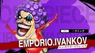 「ONE PIECE 海賊無双4」キャラクター紹介映像~イワンコフ~ PS4 Nintendo Switch XboxOne