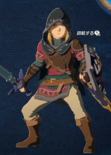 Link Alternate Outfit (HWAC)
