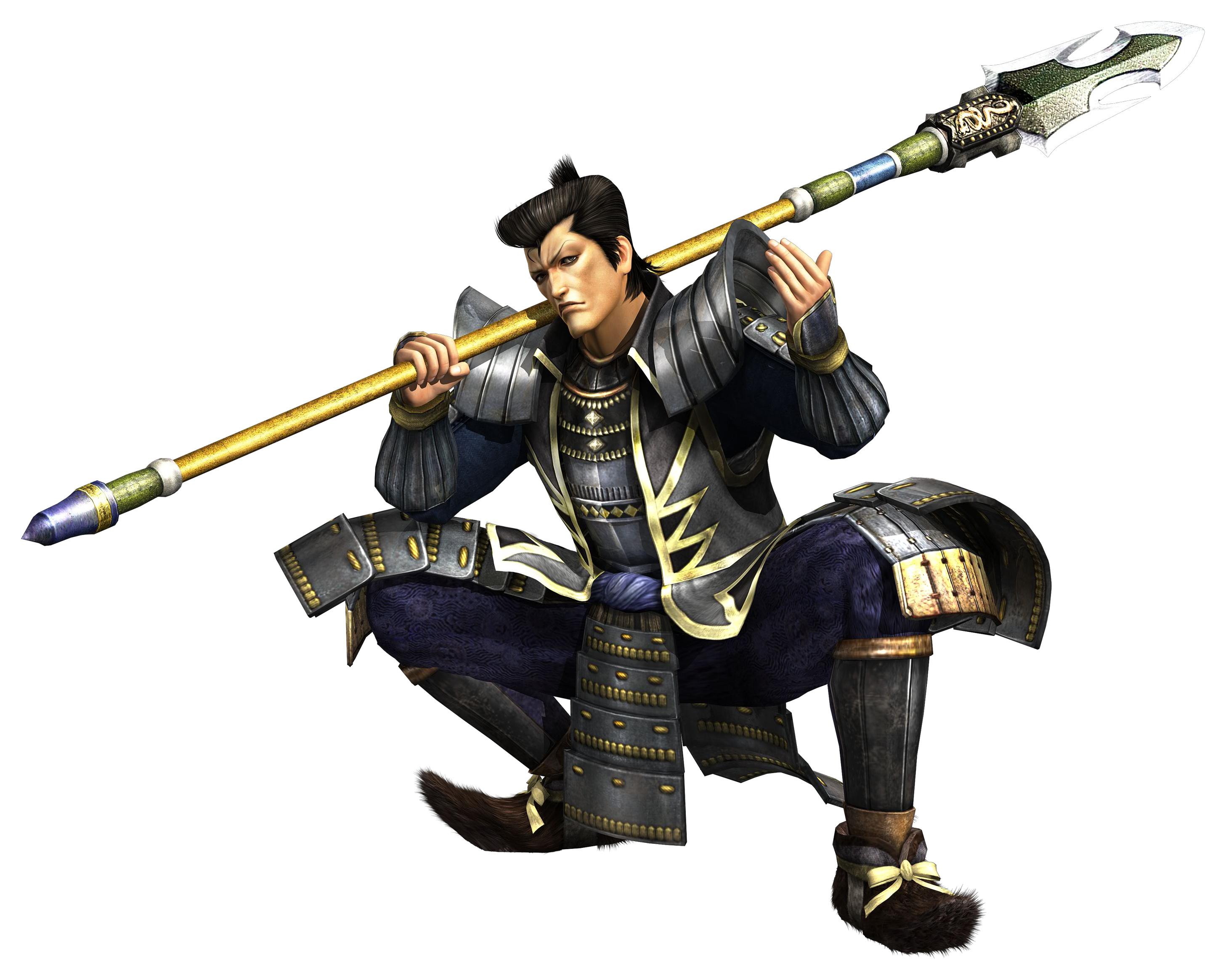 Edit Characters (Samurai Warriors)