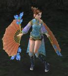 Xiao Qiao Alternate Outfit (WO)