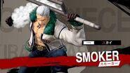 「ONE PIECE 海賊無双4」キャラクター紹介映像~スモーカー~ PS4 Nintendo Switch XboxOne