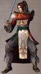 DW5 Zhou Yu Alternate Outfit