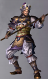 Zhang Liao Alternate Outfit 3 (DW4)
