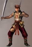 Gan Ning Alternate Outfit 2 (DW4)