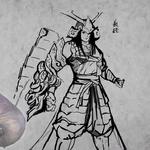 Yoshitsune Minamoto Concept Art (WO2).png