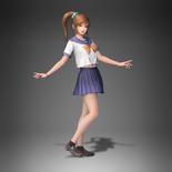 Xiaoqiao Uniform Costume (DW9 DLC)