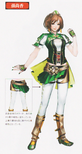 Sun Shangxiang Alternate Outfit (DW8)