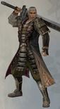 Sakon Shima Alternate Outfit (SW2)