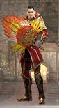 Zhuge Dan Alternate Outfit (DW7)