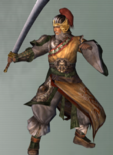 Huang Zhong Alternate Outfit 2 (DW4)